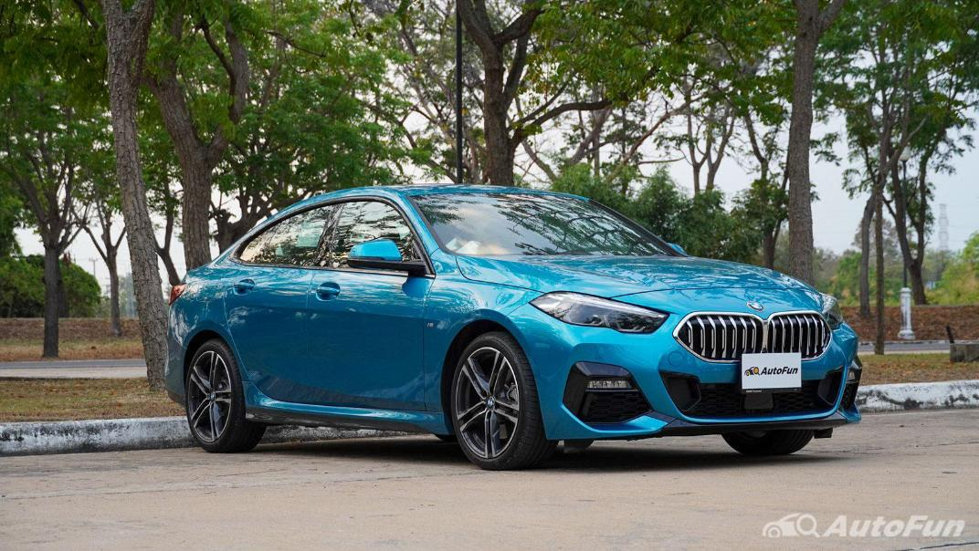 2021 BMW 2 Series Gran Coupe 220i M Sport Exterior 003
