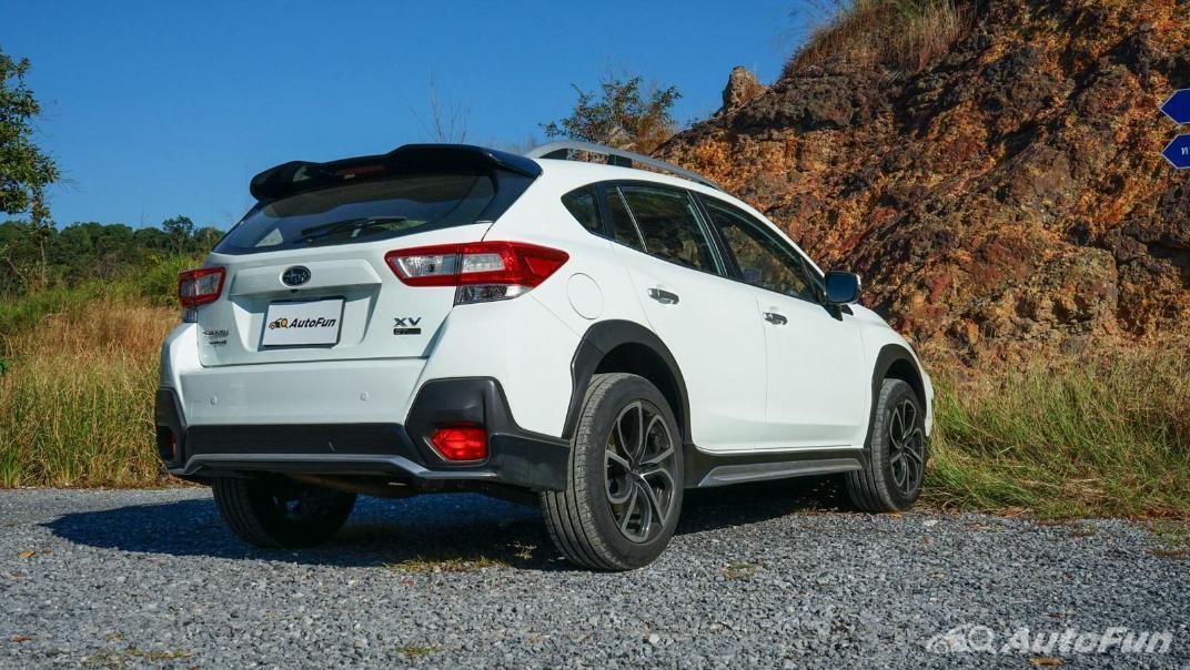 2019 Subaru XV GT Edition Exterior 005