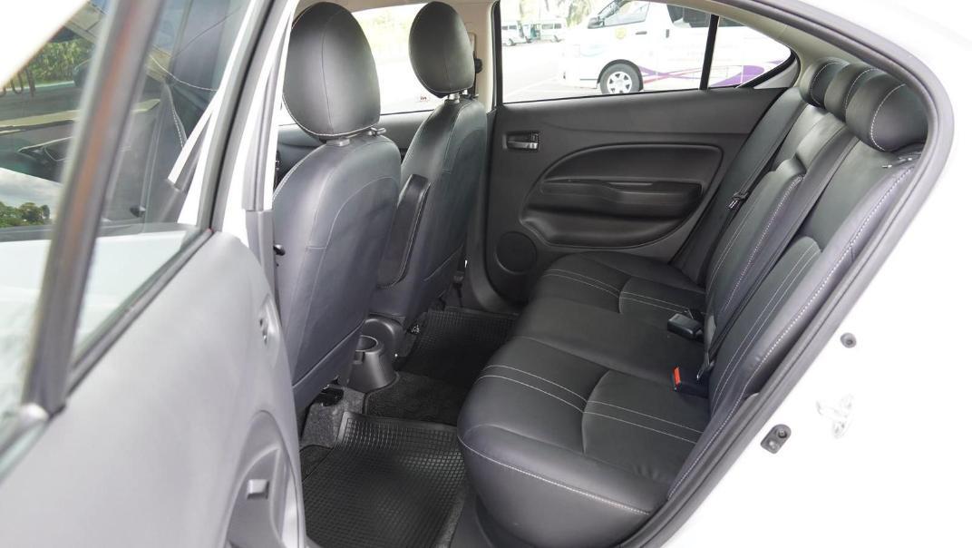 2020 Mitsubishi Attrage 1.2 GLS-LTD CVT Interior 034