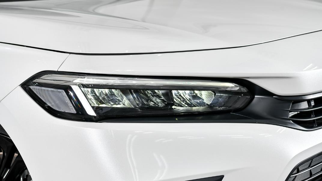 2022 Honda Civic RS Exterior 019