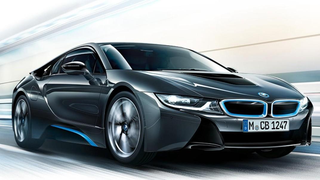 BMW I8 2020 Exterior 012