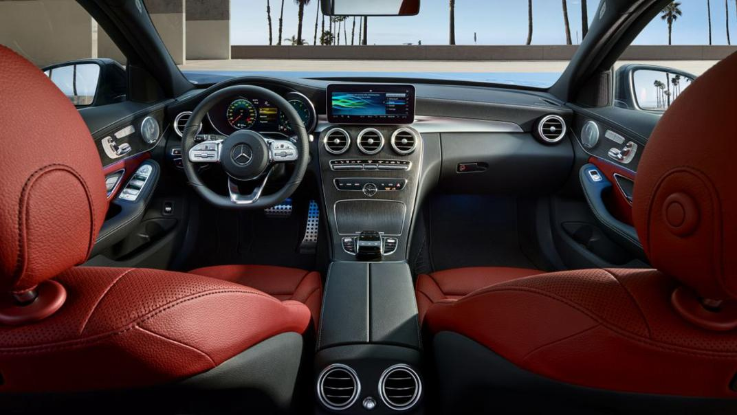 Mercedes-Benz C-Class Estate 2020 Interior 004
