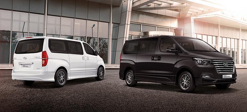 ดูก่อนซื้อ Hyundai Grand Starex Minorchange 01
