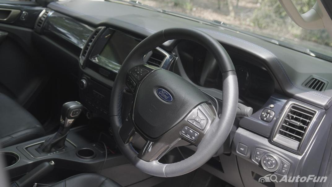 2021 Ford Everest 2.0L Turbo Titanium 4x2 10AT - SPORT Interior 011