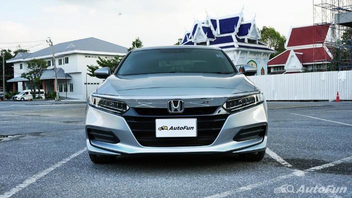 2020 Honda Accord 1.5 Turbo EL Exterior 002