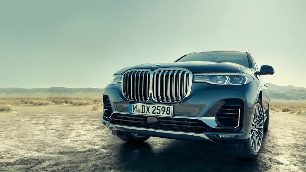 BMW X7 2020 Exterior 005