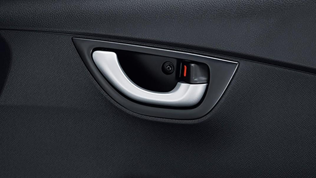 Honda Brio 2020 Interior 004