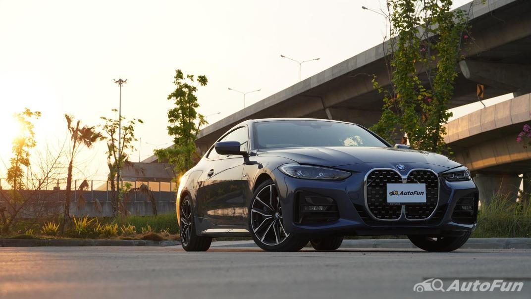 2020 BMW 4 Series Coupe 2.0 430i M Sport Exterior 052