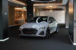 ชมคันจริง 2021 Audi RS 6 Avant ปลุกความแรง 600 แรงม้าด้วยราคา 9,890,000 บาท