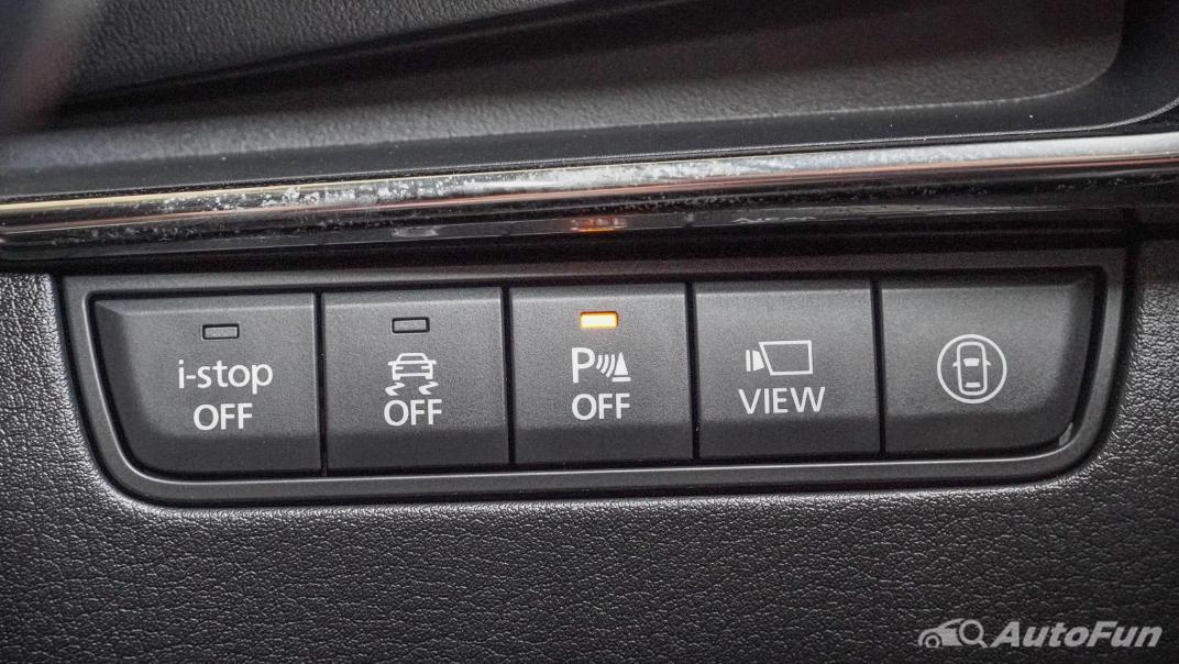 2020 Mazda 3 Fastback 2.0 SP Sports Interior 020