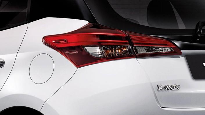 Toyota Yaris Public 2020 Exterior 005