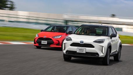 ราคา 2020 Toyota Yaris Cross International Version ใหม่ สเปค รูปภาพ รีวิวรถใหม่โดยทีมงานนักข่าวสายยานยนต์ | AutoFun