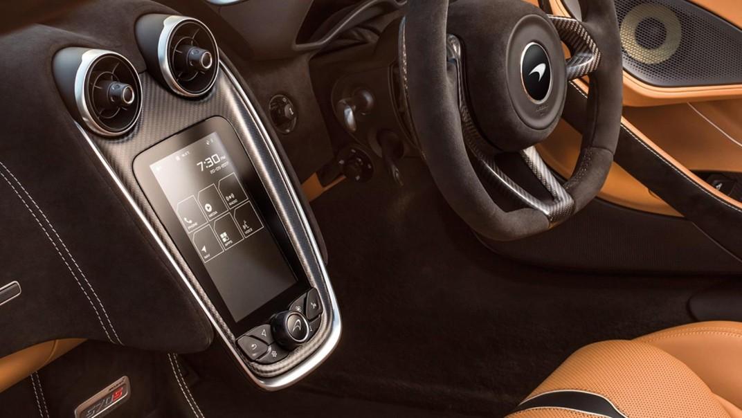 McLaren 570S-New 2020 Interior 002