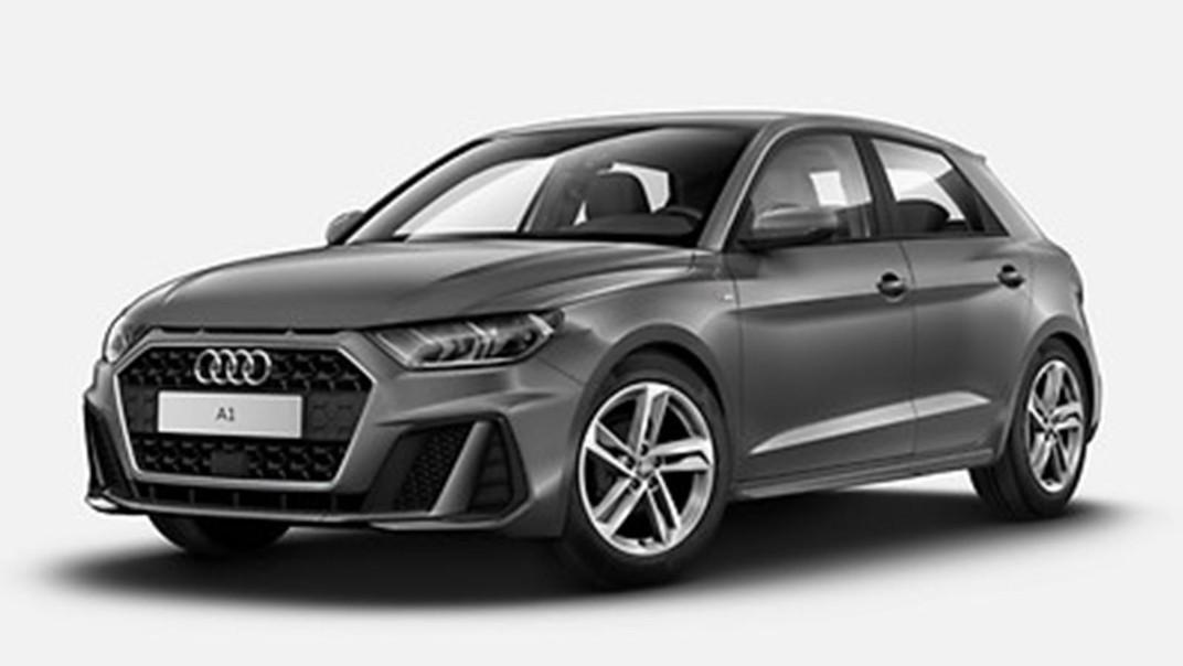 Audi A1 Sportback 2020 Exterior 003