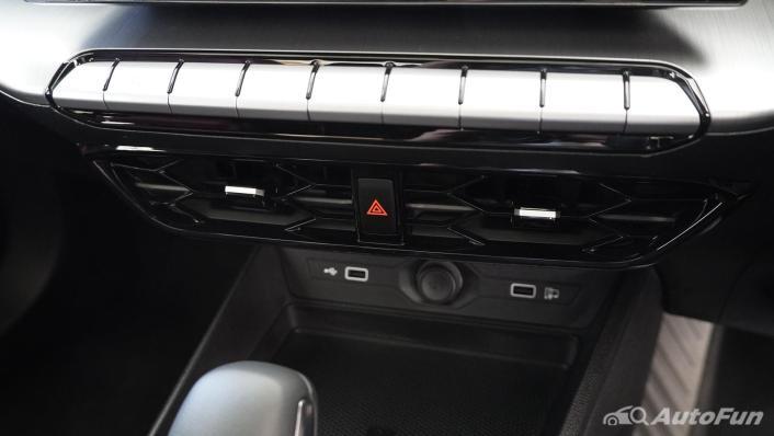 2021 MG 5 Upcoming Version Interior 008