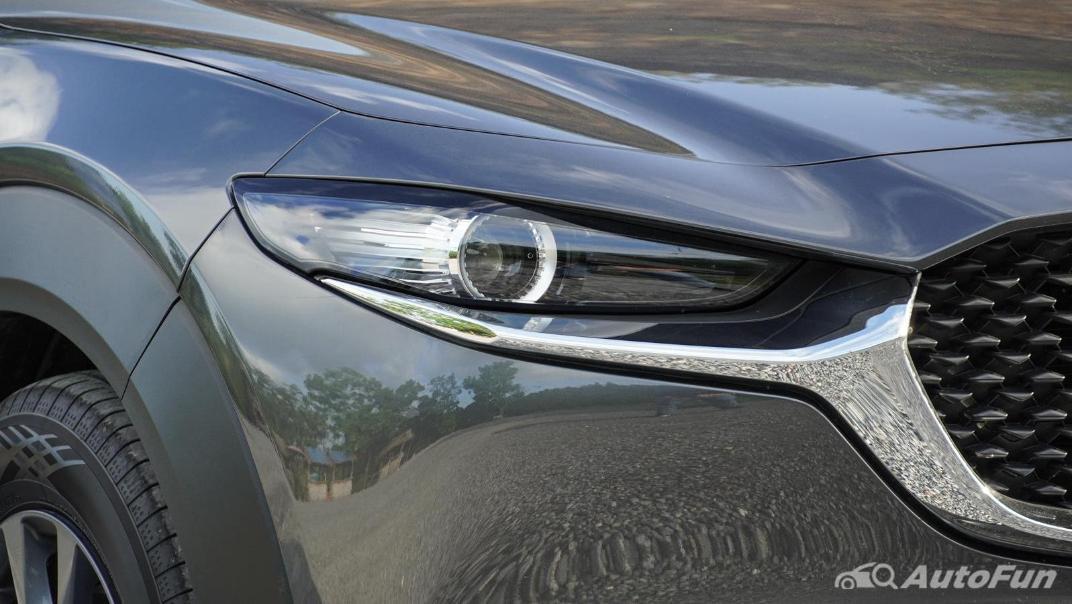 2020 Mazda CX-30 2.0 C Exterior 014