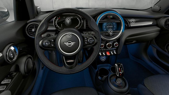 Mini 5-Door-Hatch Public 2020 Interior 001