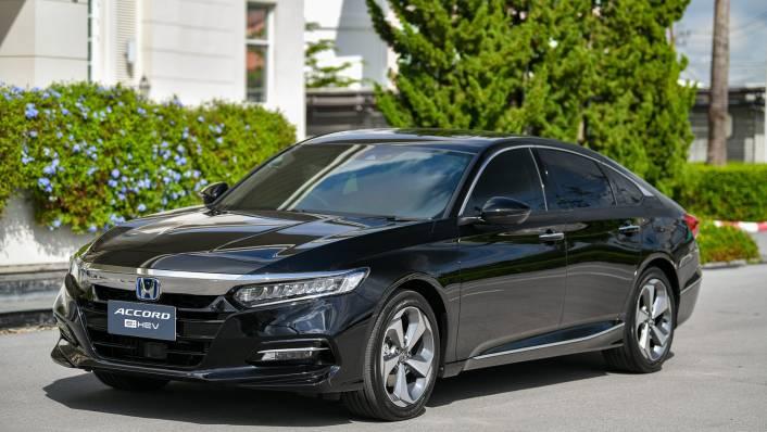 2021 Honda Accord 2.0L e:HEV EL+ Exterior 010