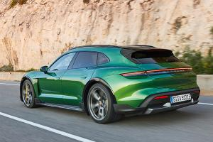เผยโฉม 2021 Porsche Taycan Cross Turismo อัพความอเนกประสงค์กับแรงบิด 1,050 นิวตันเมตร
