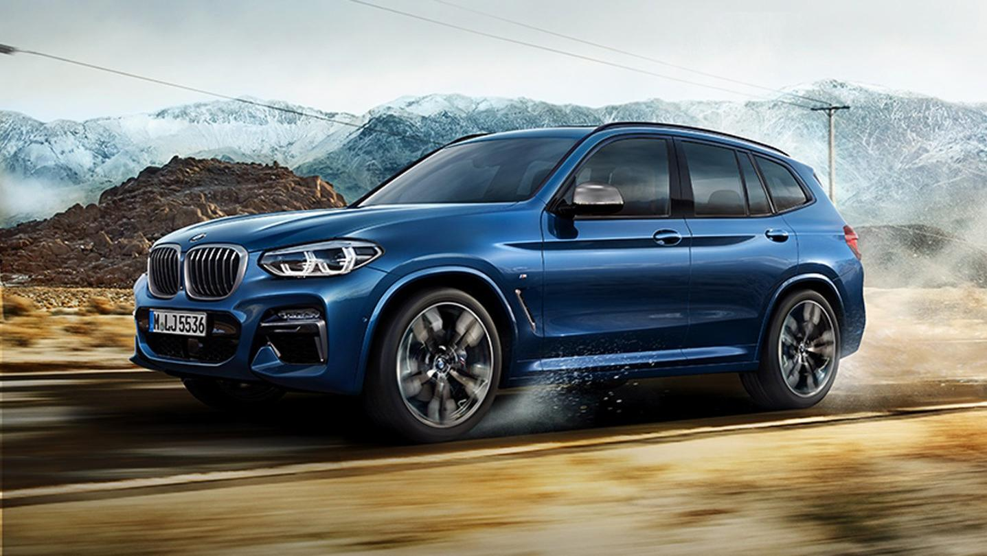 BMW X3 2020 Exterior 001