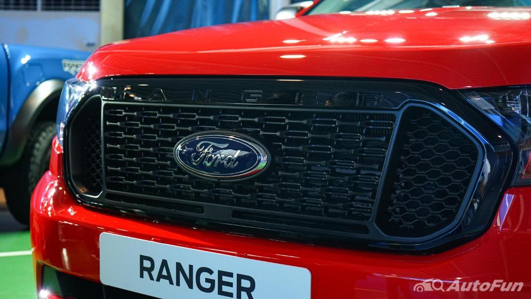 2021 Ford Ranger XL Exterior 002