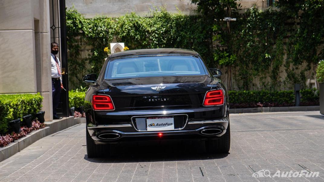 2020 Bentley Flying Spur 6.0L W12 Exterior 002