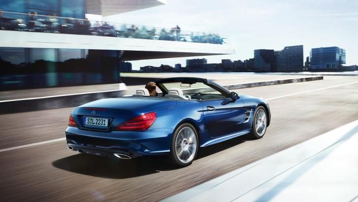 Mercedes-Benz Sl Roadster 2020 Exterior 010