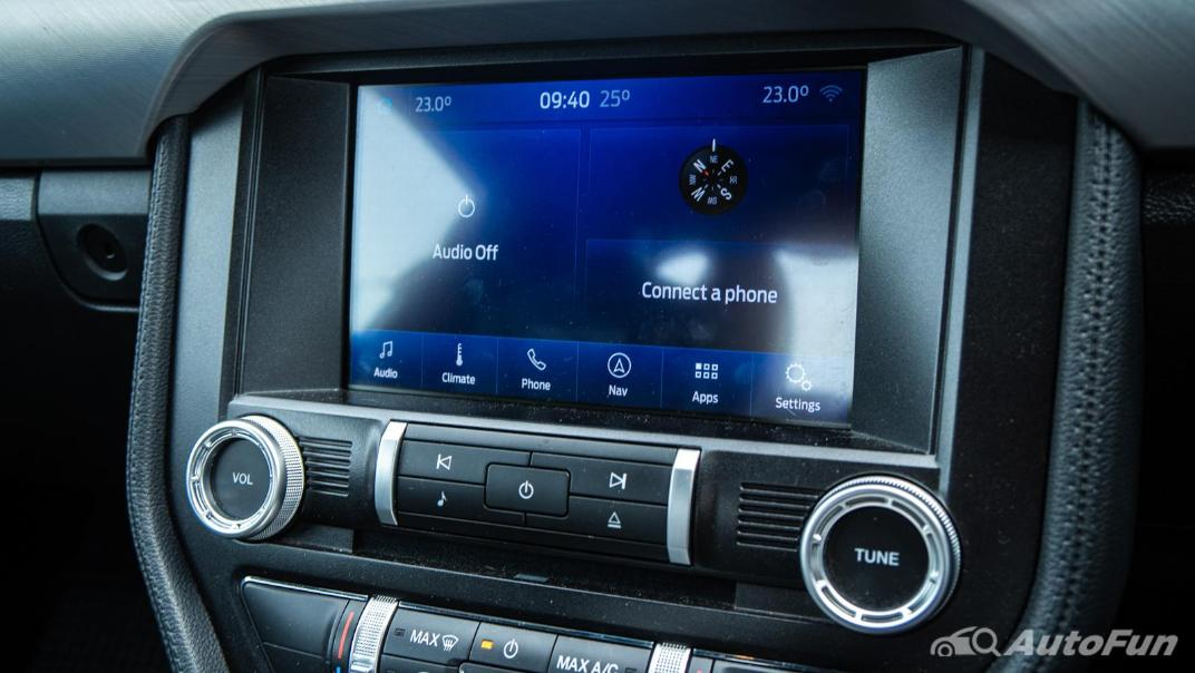 2020 Ford Mustang 5.0L GT Interior 018