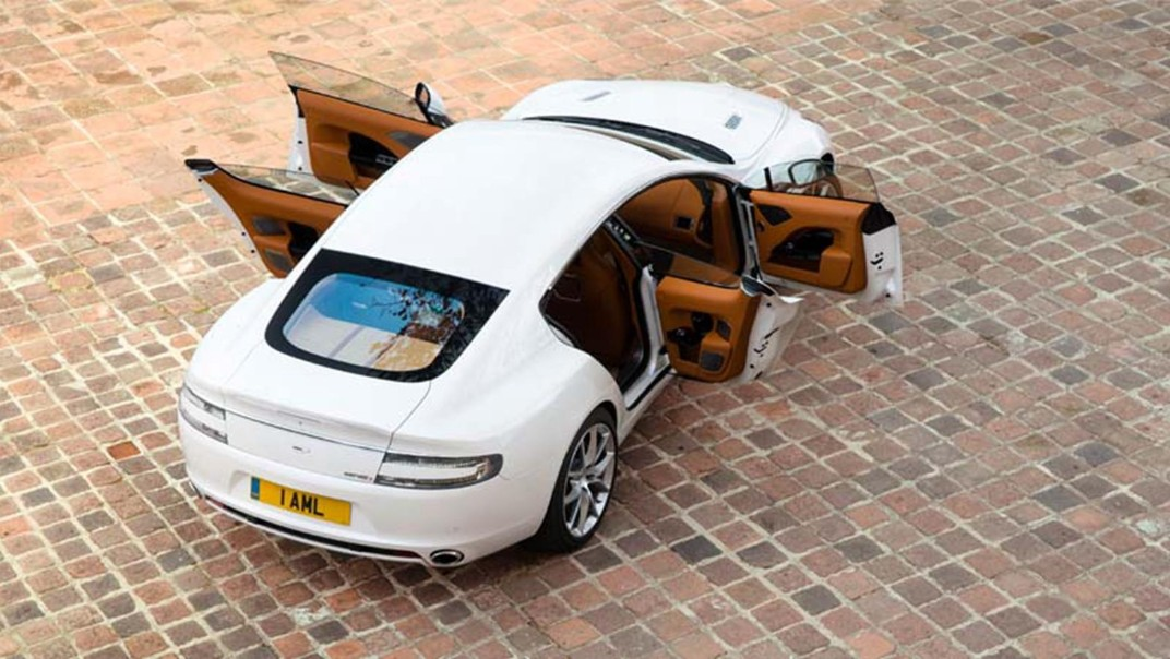 Aston Martin Rapide S 2020 Exterior 011