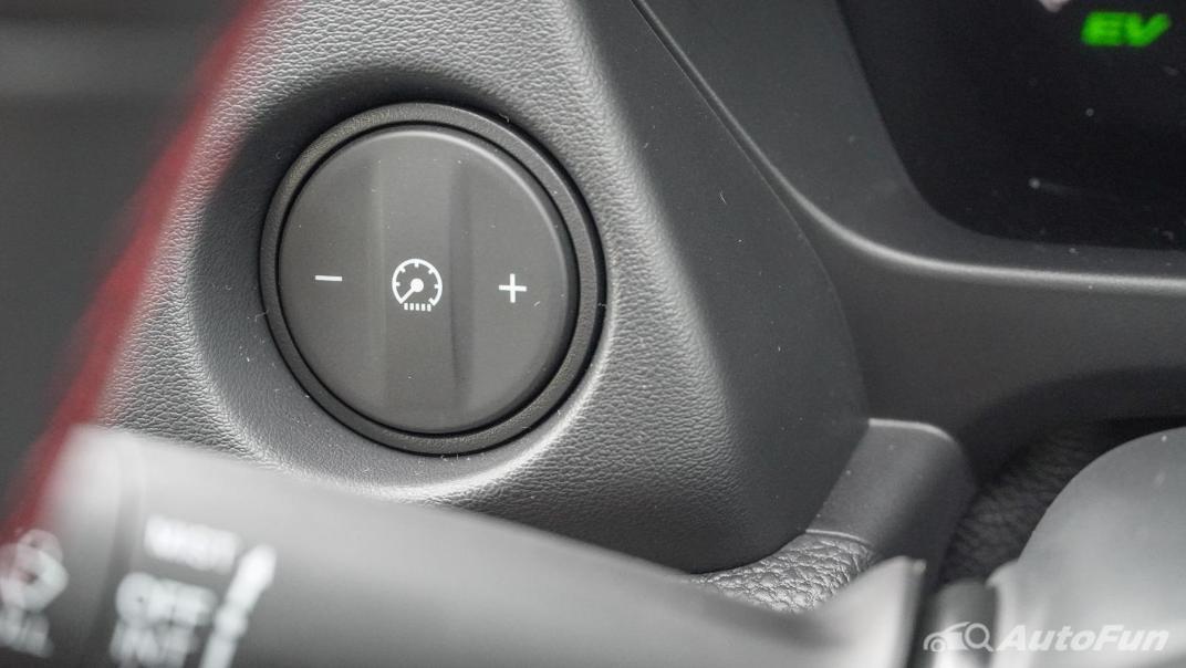 2021 Honda City e:HEV RS Interior 017