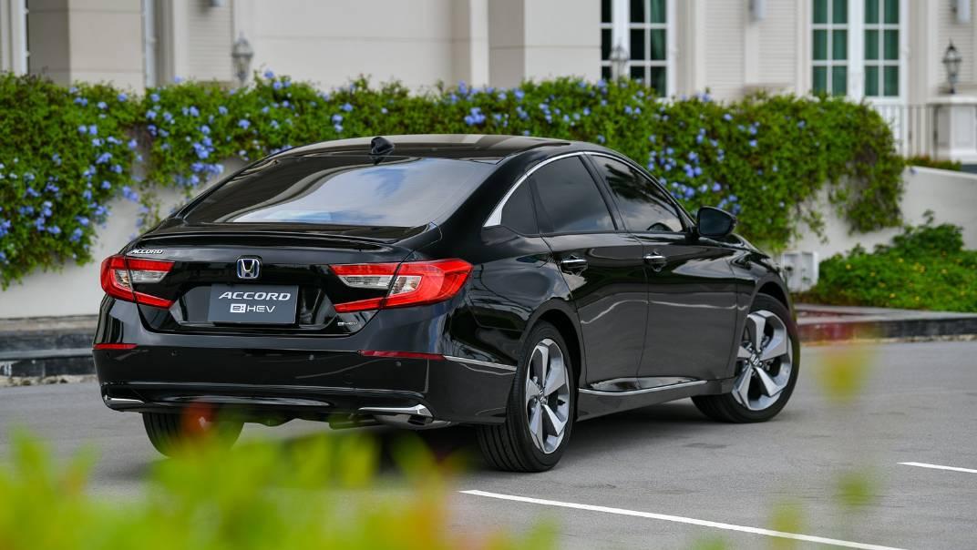 2021 Honda Accord 2.0L e:HEV EL+ Exterior 009