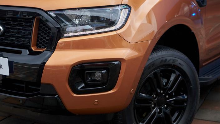 2021 Ford Ranger Wildtrak Exterior 007