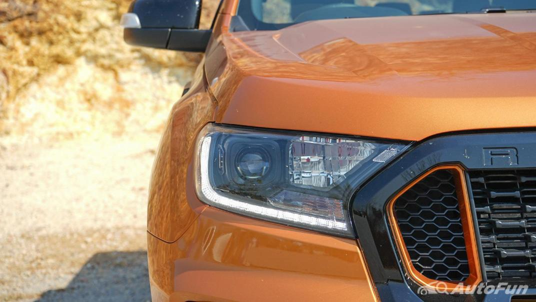 2020 Ford Ranger Double Cab 2.0L Turbo Wildtrak Hi-Rider 10AT Exterior 011