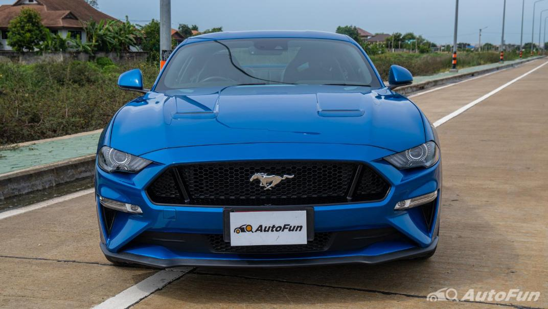 2020 Ford Mustang 5.0L GT Exterior 002