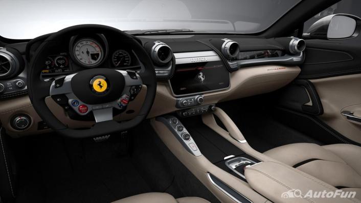 2020 Ferrari GTC4Lusso 6.2 V12 Interior 002