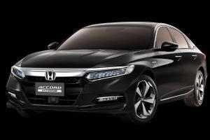 Honda Accord 2021 ราคาเริ่มต้น 1.47 ล้านบาทพร้อมเครื่องยนต์ 1.5 ลิตร รถซีดานสายพรีเมี่ยม