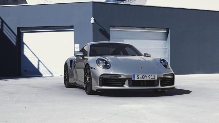 Porsche 911 2020 Exterior 009