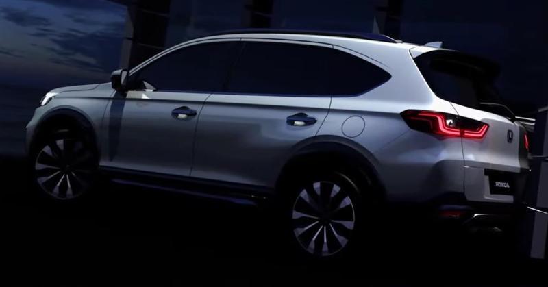 Honda Indonesia เปิดตัวรถต้นแบบ 7 ที่นั่ง N7X Concept ร่างทรง BR-V ใหม่ 02