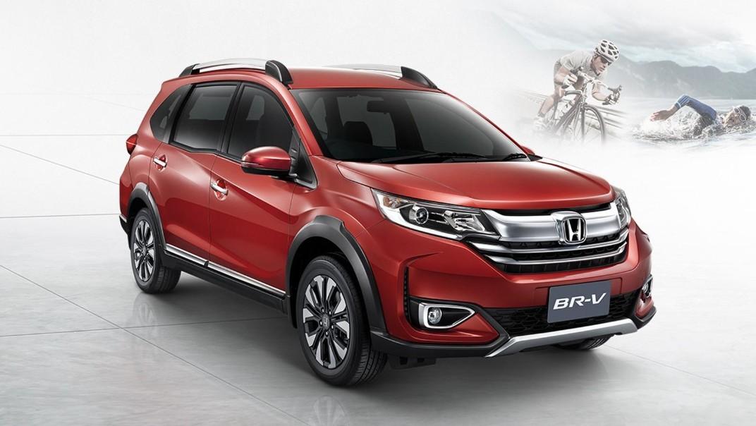 Honda BR-V 2020 Exterior 016