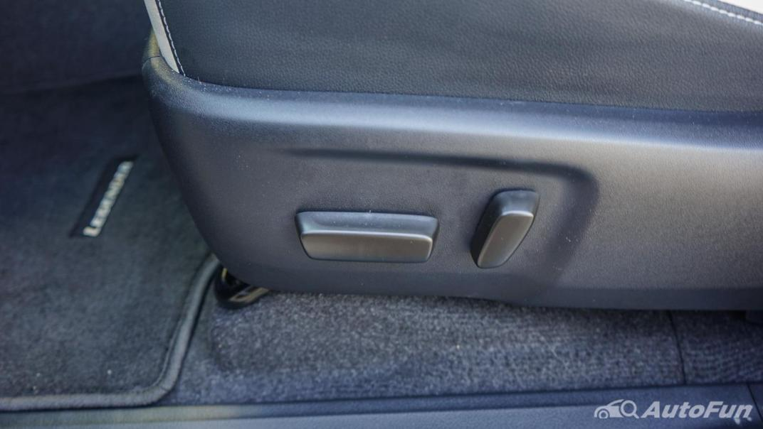 2020 Toyota Fortuner 2.8 Legender 4WD Interior 044