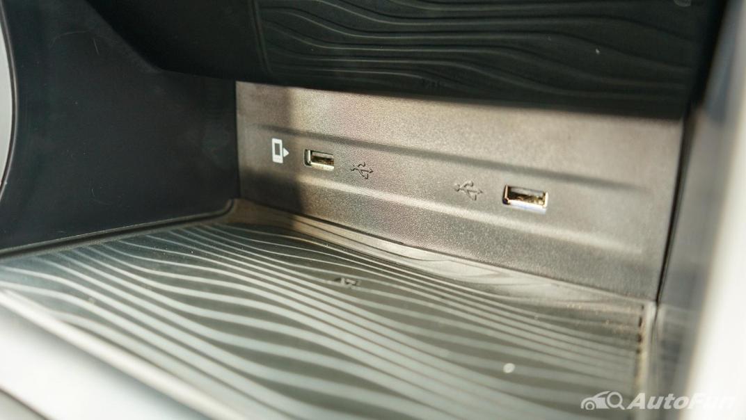 2021 MG Extender Interior 011