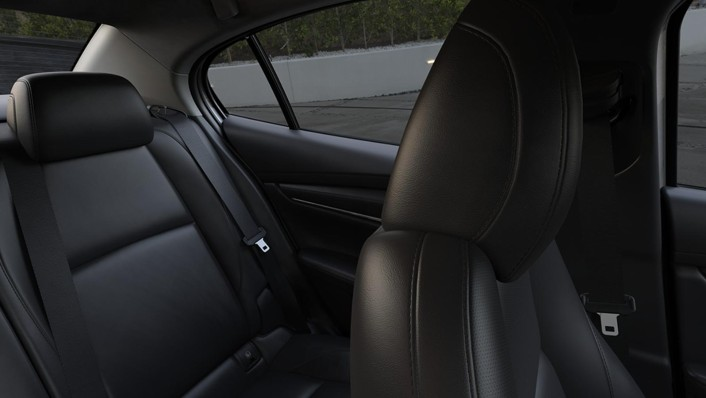 Mazda 3 Sedan Public 2020 Interior 010