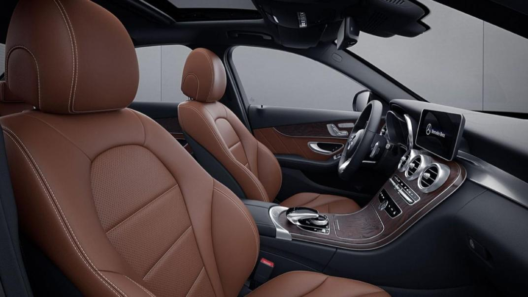Mercedes-Benz C-Class Saloon 2020 Interior 013