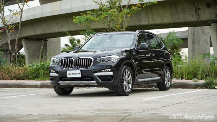 2020 BMW X3 2.0 xDrive20d M Sport Exterior 001