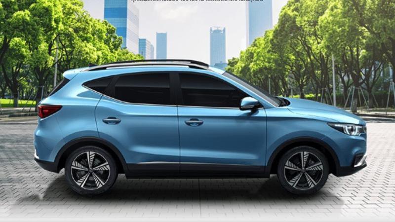 5 สิ่งดี ๆ ในรถยนต์ไฟฟ้า 2021 MG ZS EV ที่อยากให้คุณได้ลองก่อนได้รุ่นผลิตไทย 02