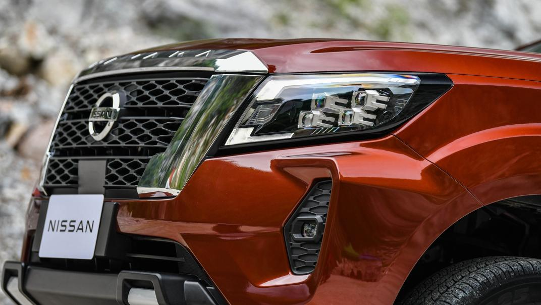 2021 Nissan Navara Double Cab 2.3 4WD VL 7AT Exterior 094