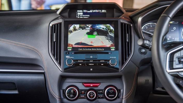 Subaru XV Public 2020 Interior 003