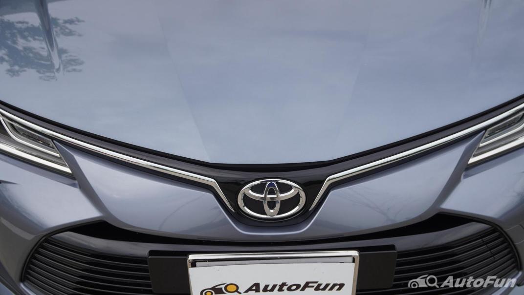 2021 Toyota Corolla Altis 1.8 Sport Exterior 019