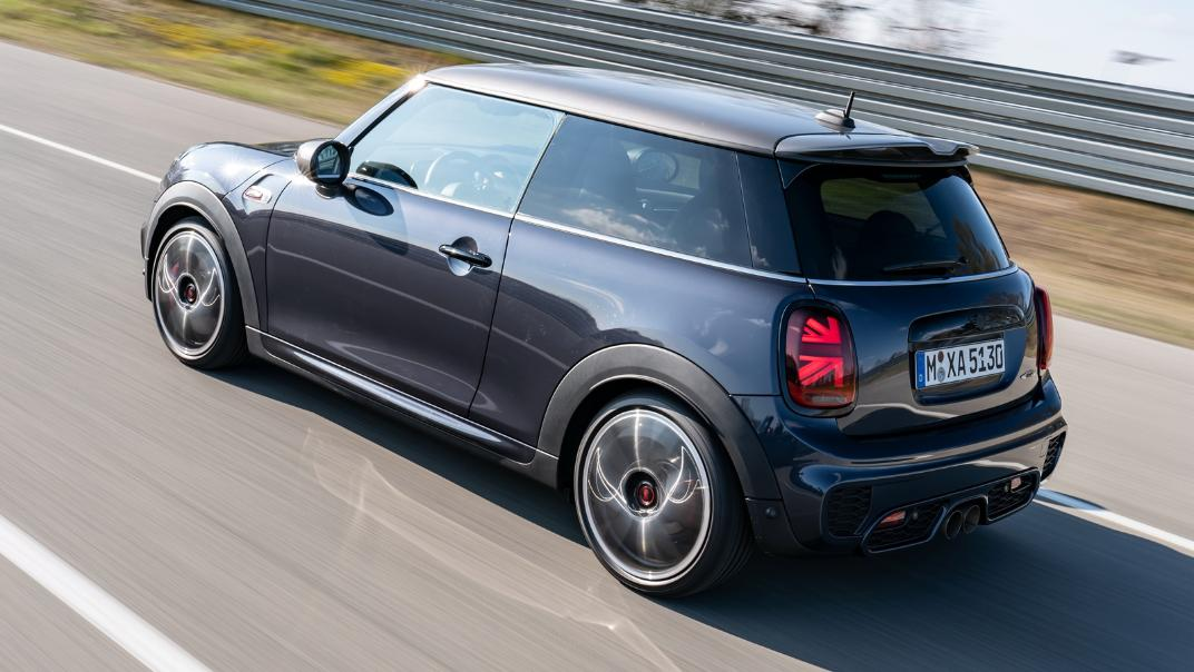 2021 Mini 3-Door Hatch John Cooper Works GP Inspired Edition Exterior 006