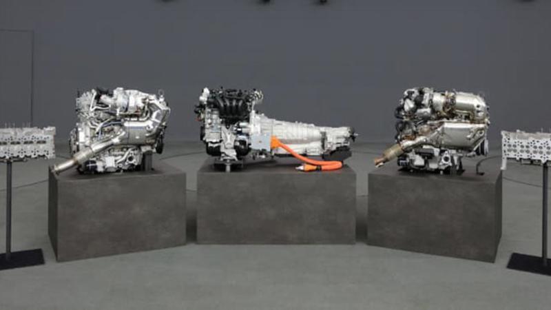 เครื่องยนต์ใหม่ก็มา Mazda เตรียมเปิดตัวเครื่องยนต์ 6 สูบเรียงปี 2022 พร้อมระบบขับเคลื่อนล้อหลัง 02